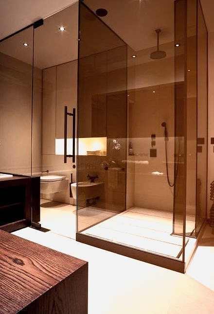 Luxury Glass Shower