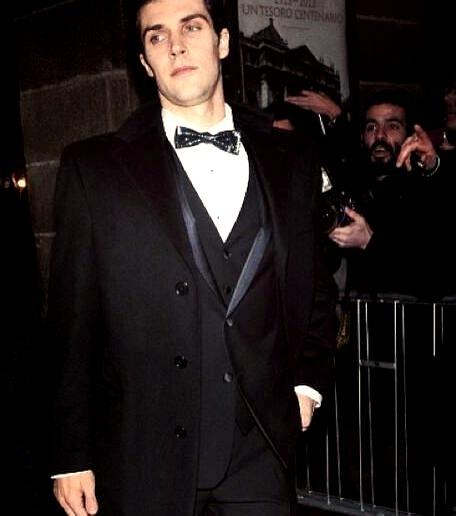 Roberto Bolle wearing Dolce & Gabbanawww.DiscoverLavish.com