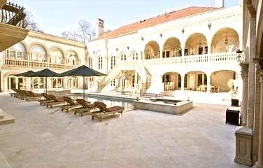Huge Mansion with Pool Outsidewww.DiscoverLavish.com