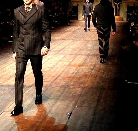 Dolce & Gabbana Fashion Show