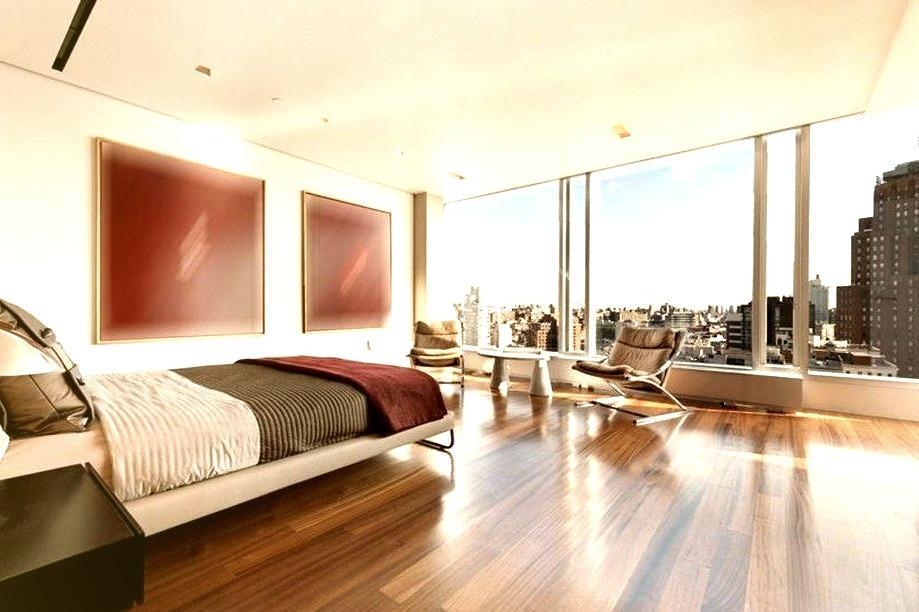 Luxury Bedroom in City