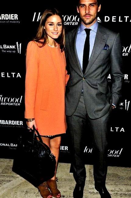 Olivia Palermo Zara and mens fashion Suit
