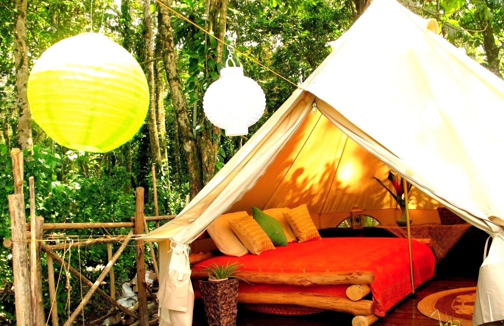 Top 10 Eco Retreats