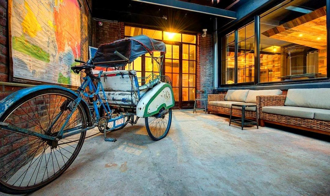 Paper Factory Hotel - New York City, NY, USA